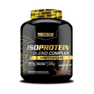 Whey Protein Isolado Blend Complex 2kg - Pretorian