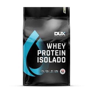 Whey Protein Isolado Refil 1.8Kg Dux Nutrition