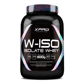 Whey Protein Isolado W-Iso 900g - XPRO Nutrition
