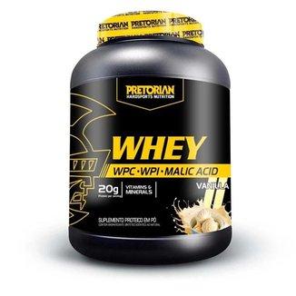 Whey Protein Isolado + WPC 900g - Pretorian