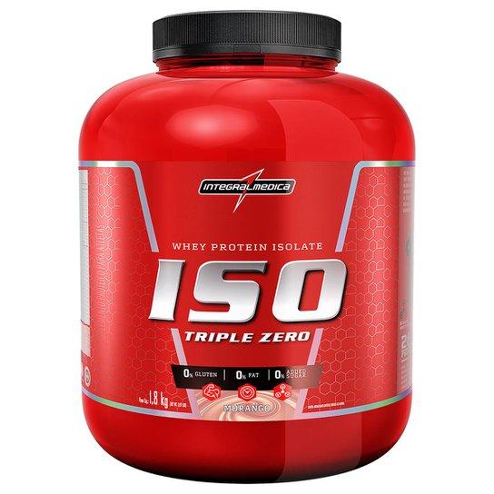 Whey Protein IsoTriple Zero 1,8 Kg - Integralmédica -