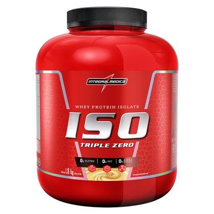 Whey Protein IsoTriple Zero 1,8 Kg - Integralmédica