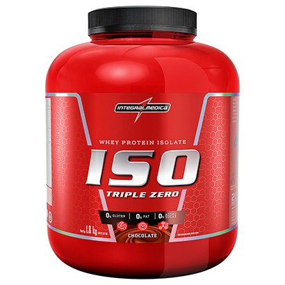 Whey Protein IsoTriple Zero 1,8 Kg – Integralmédica
