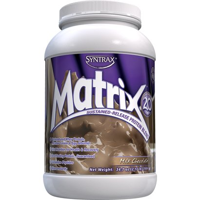 Whey Protein Matrix 2.0 900 g - Syntrax