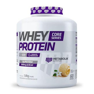 Whey Protein Metabolik Nutrition 1,8kg