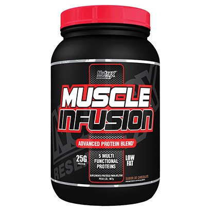 Whey Protein Muscle Infusion Advanced Protein 907g ? Nutrex