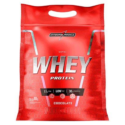 Whey Protein Nutri Refil 907 g - IntegralMédica - Unissex - Chocolate
