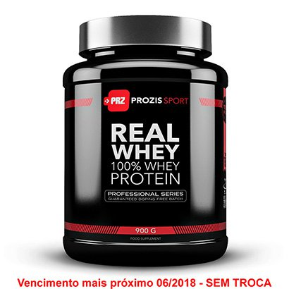 Whey Protein Real Professional 900g - Prozis Sport