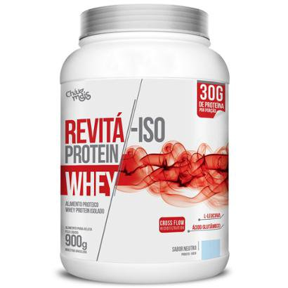 Whey Protein Revitá Isolado 900G