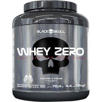 Whey Zero 1.995 g - Black Skull