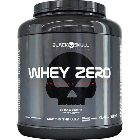 Whey Zero 1.995 g - Black Skull -