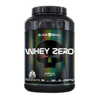 Whey Zero 907 g - Black Skull