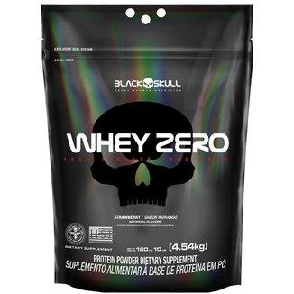 Whey Zero Black Skull   10Lbs/4,540 Kg