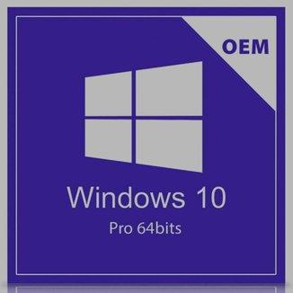 Windows 10 Professional COEM 64 bits - FQC-08932