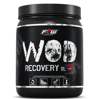 WOD Recovery 600g FTW