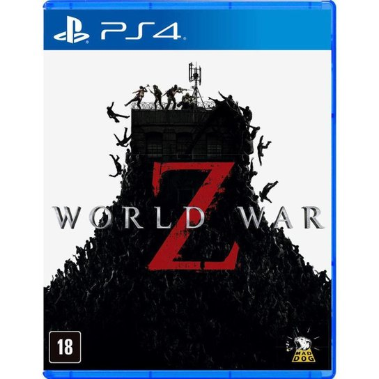 World War Z - PS4 - Incolor
