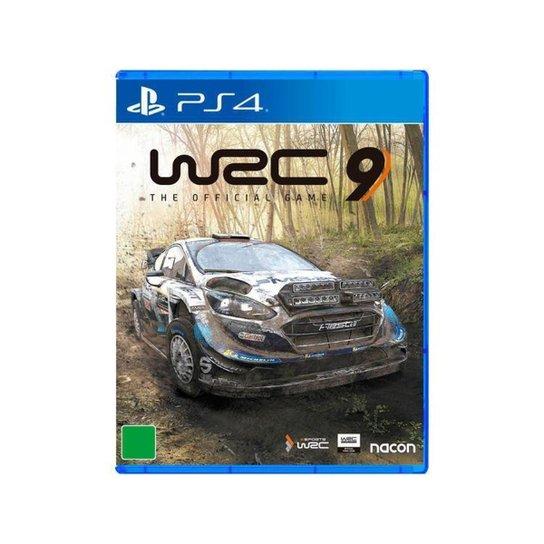 WRC 9 Maximum Games - PS4 - N/A