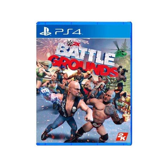 WWE 2K Battlegrounds para PS4 2K Games - Incolor