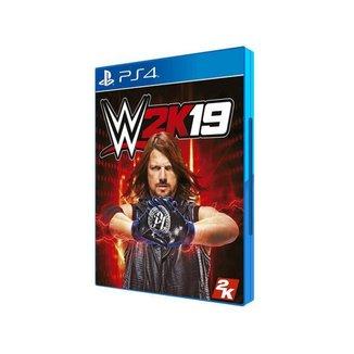 WWE 2K19 para PS4