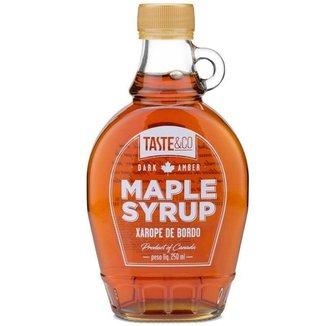 Xar0pe de bordo Maple Syrup 250ml Taste & Co