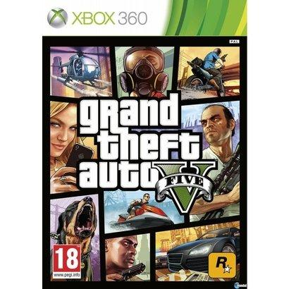 Xbox 360 - GTA V Rockstar Games - Unissex - Incolor