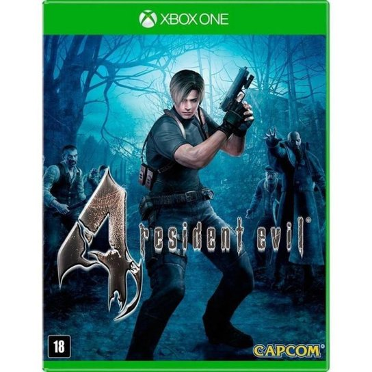 Xbox One - Resident Evil 4 Remastered - Incolor