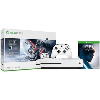 Xbox One S 1TB 1 Controle Microsoft com 1 Jogo