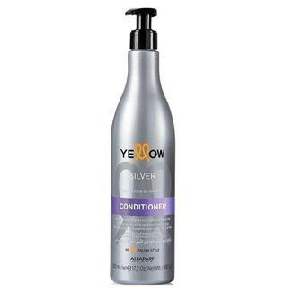 Yellow Silver Shampoo Matizador 500ml