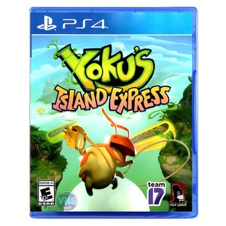 Yokus Island Express - Ps4