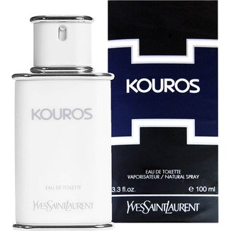Yves Saint Laurent Perfume Masculino Kouros EDT 100ml