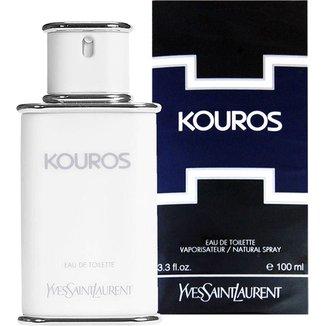 Yves Saint Laurent Perfume Masculino Kouros EDT 100ml