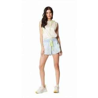 Zinco Shorts Zinco Boxer Detalhe Neon Jeans