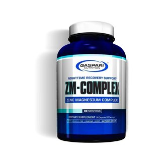 Zm-Complex (90 Caps) Gaspari Nutrition