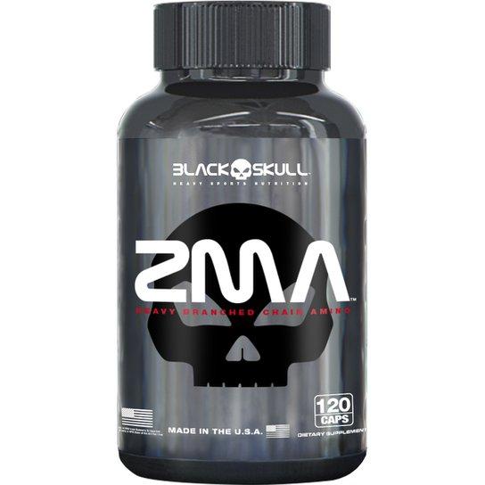 ZMA 120 Cápsulas - Black Skull -