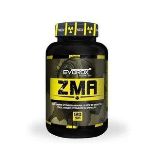 ZMA 120 Cápsulas  Evorox Nutrition