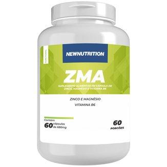 ZMA 60 caps NewNutrition