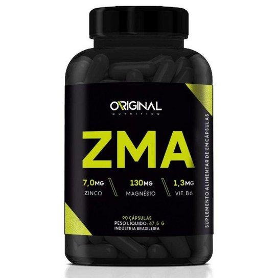 ZMA 90 Cáps - Original Nutrition -