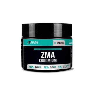 ZMA Chromium Stark Supplements 120 Cápsulas