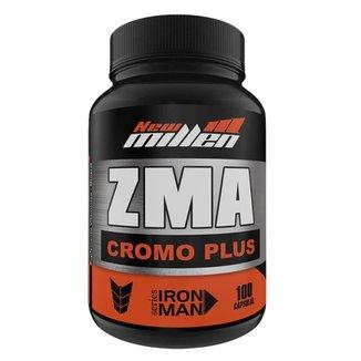 ZMA CROMO PLUS - 100 CAPS NEW MILLEN