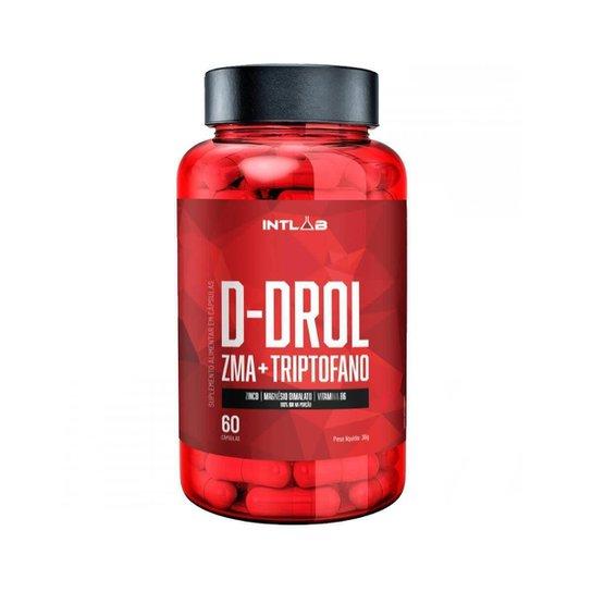 Zma D-Drol 60 Cápsulas - Intlab -