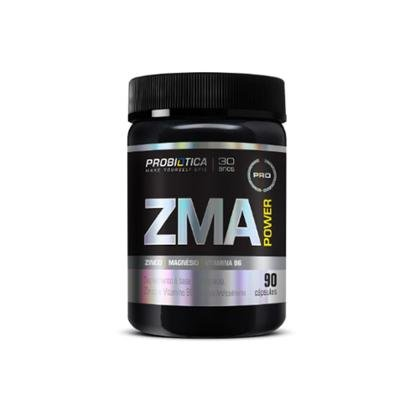 ZMA Power 90 Cáps - Probiótica - Unissex
