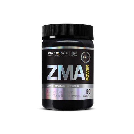 ZMA Power 90 Cáps - Probiótica -