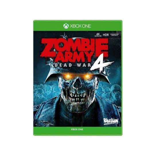 Zombie Army 4: Dead War Day One Edition - Xbox One - N/A